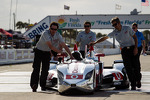 #0 DeltaWing Racing Cars DeltaWing LM12 Elan