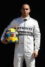 Lewis Hamilton, Mercedes AMG F1