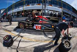 #12 Rebellion Racing Rebellion Lola B12/60 Toyota: Nicolas Prost, Nick Heidfeld, Neel Jani