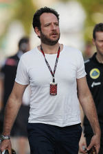 Matteo Bonciani, FIA Media Delegate