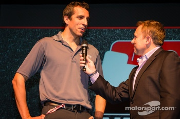 Drivers presentation: Justin Wilson, Dale Coyne Racing Honda