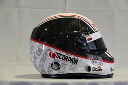 Helmet, Tom Boardman, SEAT Leon WTCC,  Special Tuning Racing