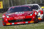 #31 SOFREV Auto Sport Promotion Ferrari 458 Italia: Fabien Barthez, Gerard Tonelli
