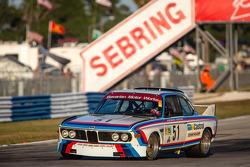 #51 1972 BMW CSL: Scott Hughes