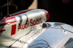 Audi Sport Team Joest Audi R18 e-tron quattro detail