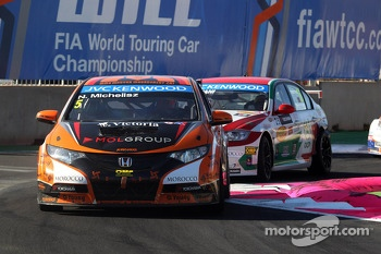 Norbert Michelisz, Honda Civic, Zengo Motorsport