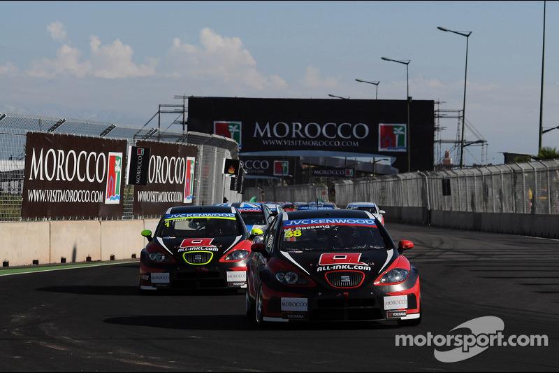 Marc Basseng, SEAT Leon WTCC, ALL-INKL.COM Munnich Motorsport