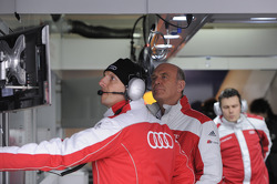Dr. Wolfgang Ullrich, Head of Audi Sport, Audi Sport Team Abt Sportsline