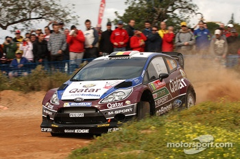 Thierry Neuville, Nicolas Guilsoul, Ford Fiesta WRC, Qatar M-Sport WRT