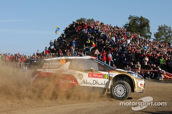Khalid Al Qassimi, Michael Orr, Ford Fiesta RS WRC, Team Abu Dhabi
