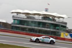 #99 Aston Martin Racing Aston Martin Vantage V8: Roald Goethe, Stuart Hall, Jamie Cambell-Walter