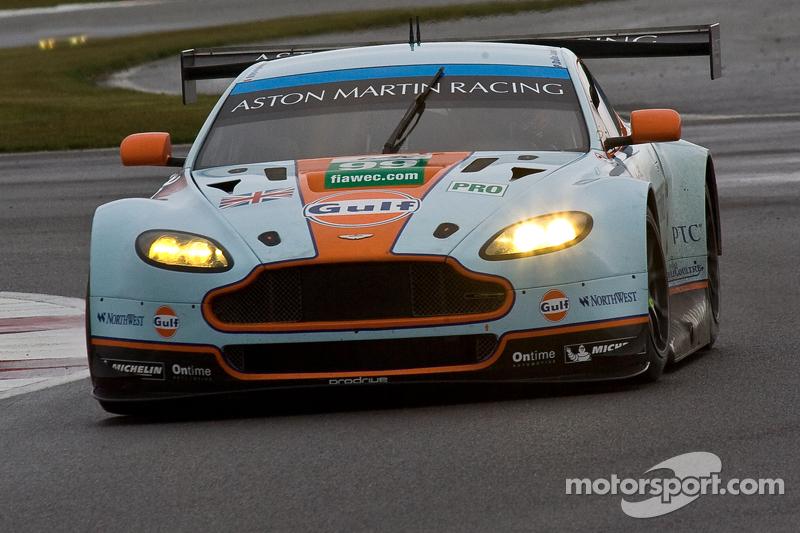 #99 Aston Martin Racing Aston Martin Vantage V8: Paul Dalla Anna, Frederic Makowiecki, Pedro Lamy