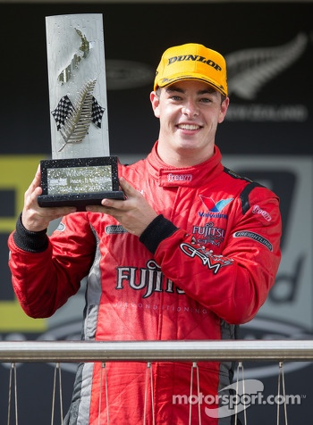 Scott McLaughlin of Garry Rogers Motorsport winner of race 1