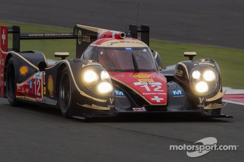 #12 Rebellion Racing Lola B12/60 Toyota: Nicolas Prost, Neel Jani, Nick Heidfeld