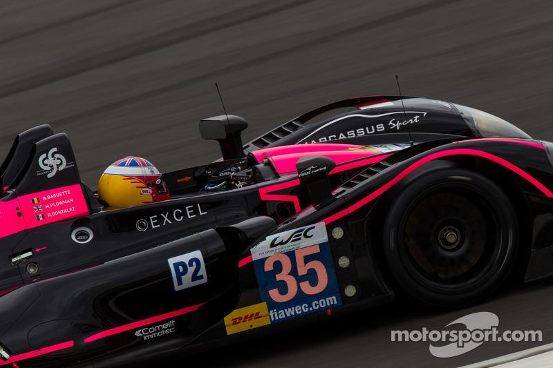 #35 Oak Racing Morgan Nissan: Bertrand Baguette, Ricardo Gonzalez, Martin Plowman
