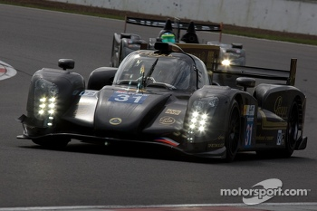 #31 Lotus T128: Kevin Weeda, Vitantonio Liuzzi, Christophe Bouchut