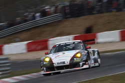 Georg Weiss, Oliver Kainz, Michael Jacobs, Wochenspiegel Team Manthey, Porsche 911 GT3 RSR