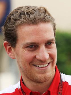 Renato Bisignani, Ferrari Head of Communications