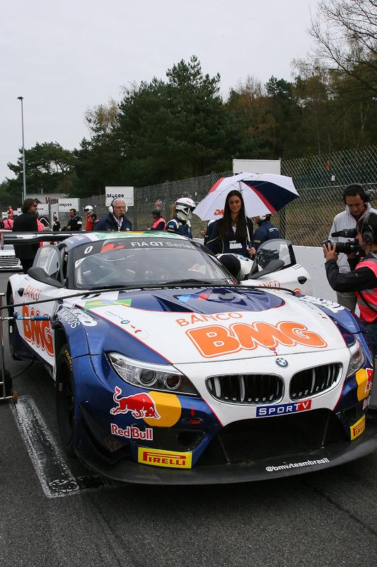 #0 BMW Team Brazil BMW Z4: Caca Bueno, Allam Khodair