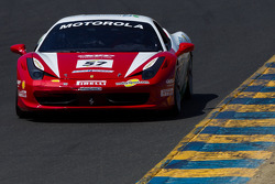 #57 Ferrari of San Diego Ferrari 458: Nick Kunewalder