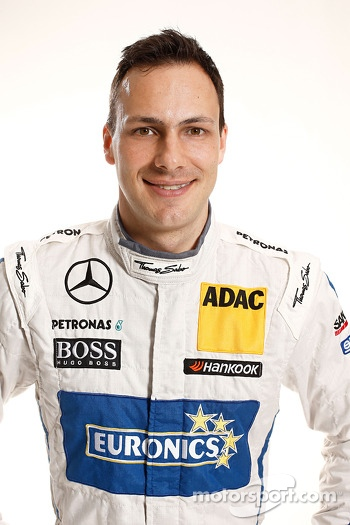 Gary Paffett, HWA, DTM Mercedes AMG C-Coup