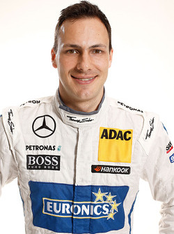 Gary Paffett, HWA, DTM Mercedes AMG C-Coupé