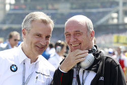 Jens Marquardt, BMW Motorsport Director and Dr. Wolfgang Ullrich, Head of Audi Motorsport