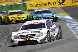 Pascal Wehrlein, RSC Mücke Motorsport, DTM Mercedes AMG C-Coupé