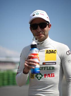 Mike Rockenfeller Audi Sport Team Phoenix Racing Audi A5 DTM