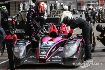 #24 Oak Racing Morgan-Nissan: Olivier Pla, David Heinemeier Hansson, Alex Brundle