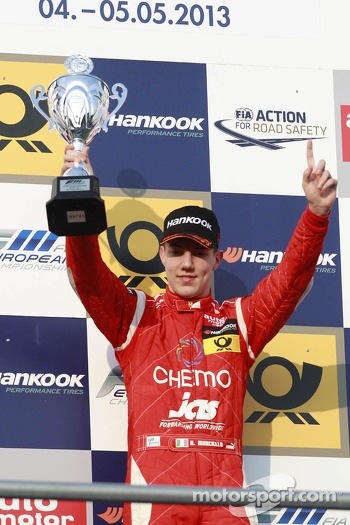 Winner Raffaele Marciello