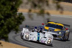 #9 RSR Racing Oreca FLM09: Bruno Junqueira, Duncan Ende