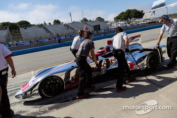 Deltawing in the pit