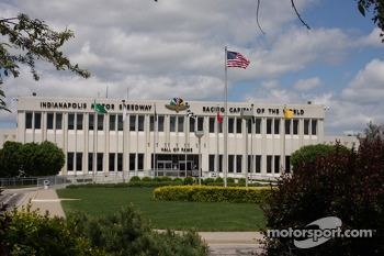 A visit to the Indy 500 museum