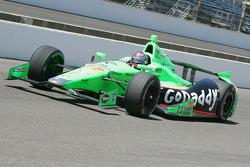 Marco Andretti, Andretti Autosport Chevrolet in James Hinchcliffe's car
