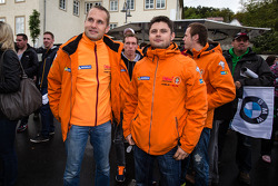 Marco Seefried and Pierre Kaffer