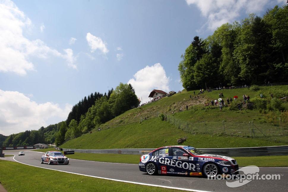 Tom Coronel, BMW E90 320 TC, ROAL Motorsport