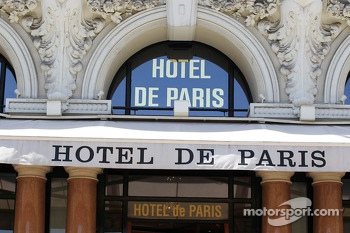 The Hotel de Paris