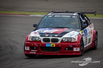 #85 Hofor-Racing BMW M3 CSL (SP6): Michael Kroll, Chantal Kroll, Roland Eggimann, Bruno Widmer
