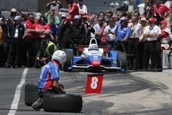 Ryan Briscoe, Chip Ganassi Racing Honda