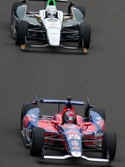 Marco Andretti and Ed Carpenter