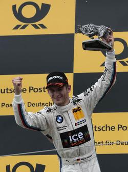 2nd Marco Wittmann, BMW Team MTEK BMW M3 DTM