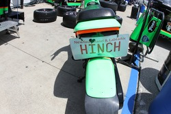 Scooter for James Hinchcliffe, Andretti Autosport Chevrolet