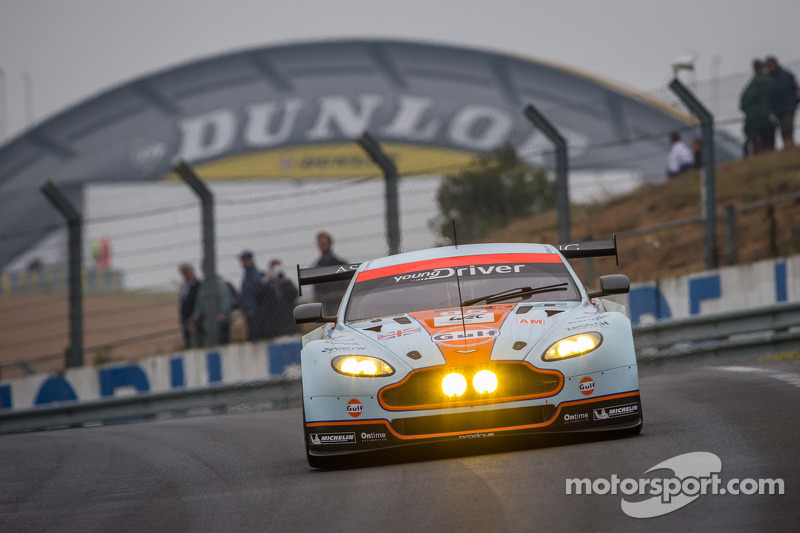 #95 Aston Martin Racing Aston Martin Vantage GTE: Allan Simonsen, Christoffer Nygaard, Kristian Poulsen