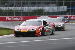 #64 Ferrari 458: Frank Fusillo