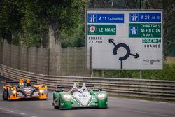 #41 Greaves Motorsport Caterham Motorsport Nissan: Alexander Rossi, Eric Lux, Tom Kimber-Smith