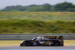 #31 Lotus Praga LMP2 Lotus T128: Kevin Weeda, James Rossiter, Christophe Bouchut, Joao Paulo de Oliveira