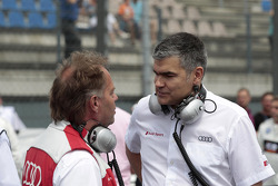 Dieter Gass, Head of Audi DTM