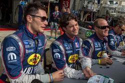 Jonathan Bomarito, Tommy Kendall, Kuno Wittmer