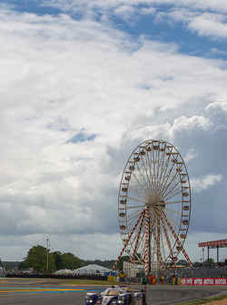 The finale of the 24 Hours of Le Mans will see many weather changes
